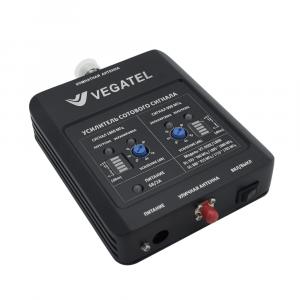 Усилитель сигнала VEGATEL VT-900E/1800 (LED) комплект - 4