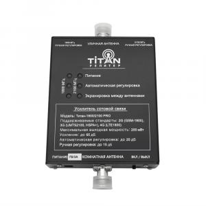 Усилитель сигнала Titan-1800/2100 PRO комплект - 3