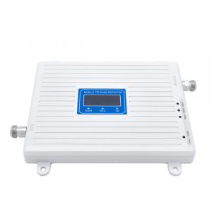 Усилитель сигнала Power Signal 900/1800/2100 MHz (GSM-900/1800 (2G), UMTS900/2100 (3G), LTE1800 (4G)) 70 dBi, кабель 15 м., комплект - 2