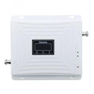 Усилитель сигнала Lintratek 900/1800/2100 mHz (для 2G/3G/4G) 65 dBi, кабель 10 м., комплект - 3