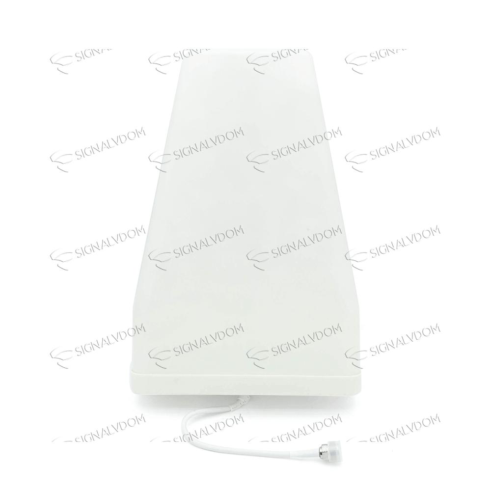 Усилитель сигнала Power Signal 900/1800 MHz (для 2G, 3G, 4G) 70 dBi, кабель 15 м., комплект - 5