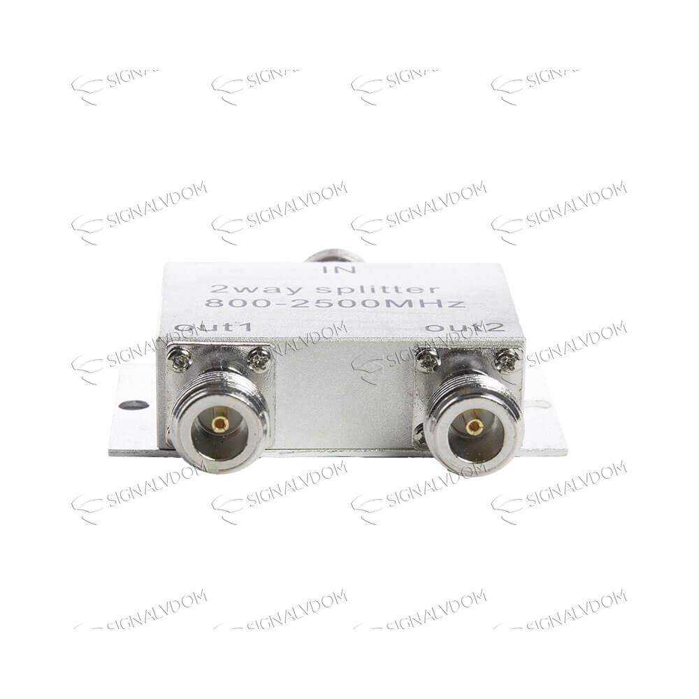 Делитель сигнала c микрочипом (сплиттер) 1/2 WS 504 800-2500 MHz - 3